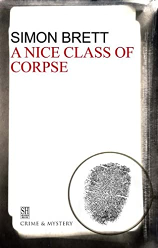 book cover of A Nice Class of Corpse