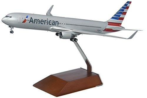GEMINI Gemini200 Gemini200 American Airlines B767-300W N393AN 1:200 Scale Diecast Model Airplane