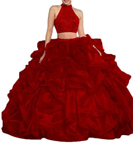 2 Piece Beaded Jacket Dress - 8