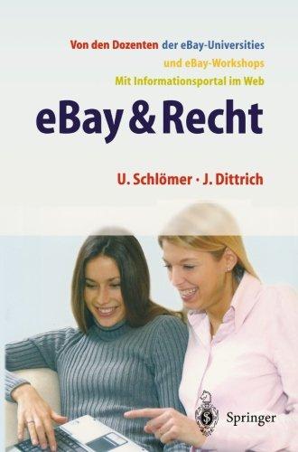 eBay & Recht: Ratgeber für Käufer und Verkäufer (German Edition) by Springer