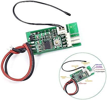 Regulador de Temperatura DC 12 V PWM, Control de Ventilador, 4 ...