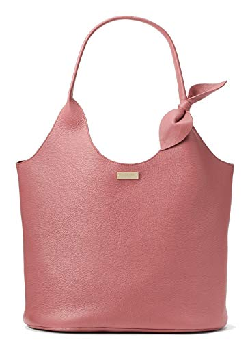 kate spade new york On Purpose Shopper Tote Leather Shoulder Bag, Sparrow ()