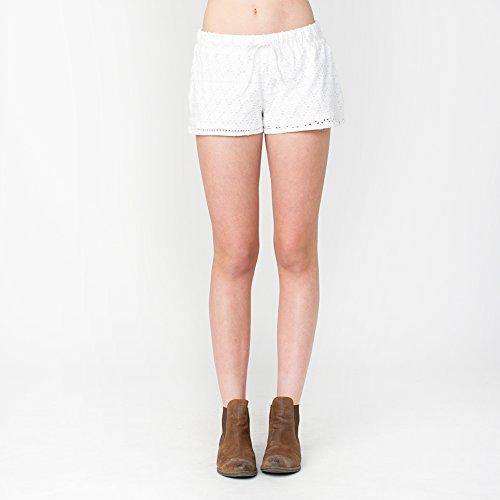 Element White Shorts - 5