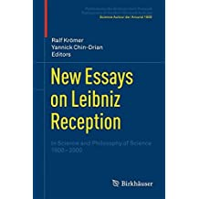 New Essays on Leibniz Reception: In Science and Philosophy of Science 1800-2000
