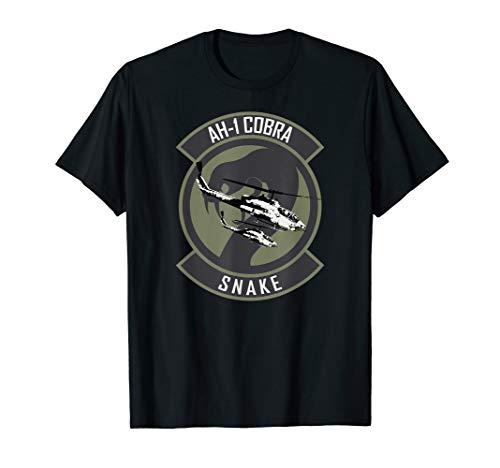 AH-1 Cobra Tee - Helicopter Gunship T-shirt