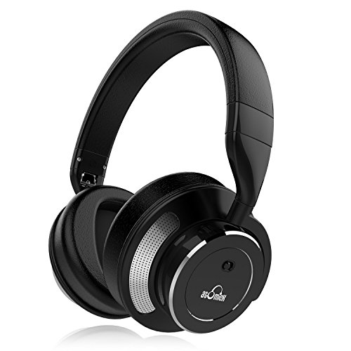 active noise cancelling bluetooth headphones ideausa wireless headphones with microphone over. Black Bedroom Furniture Sets. Home Design Ideas