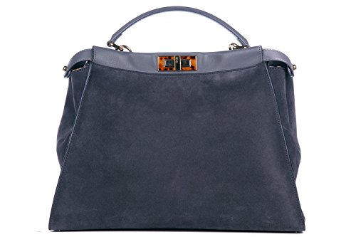 fendi-womens-leather-handbag-shopping-bag-purse-peekaboo-large-grey