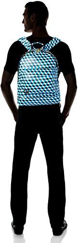 Aqua Black Black Blue Aqua Pac Blue Pac Backpack Mi Blue Backpack Mi wFHqxv