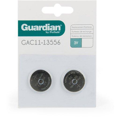 (Guardian 3-Volt Replacement Batteries, 2-pack)