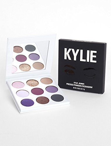 Kylie Cosmetics – Fall Collection (The Purple Palette – Kyshadow)