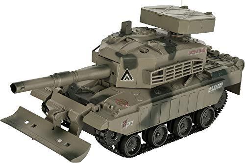 (Evike Miniature RC Airsoft Battle Tank - Type 4 (Desert Camo))