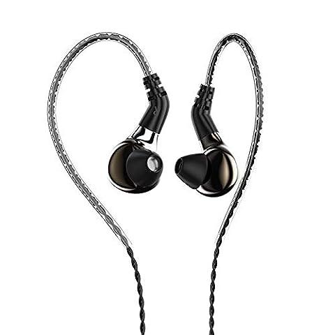 BLON BL03 in Ear Earphone,10mm Carbon Diaphragm Dynamic Drive in - Sale: $43.34 USD