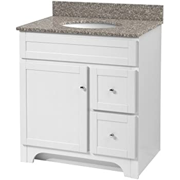 inch avola single white modern vanity bathroom espresso sink finishes