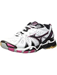 Womens Wave Tornado 9 WOMS WH-PK Volleyball Shoe · Mizuno