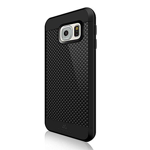 Black Rock Ultra Slim Air Cover für Apple iPhone, schwarz, Samsung Galaxy S6