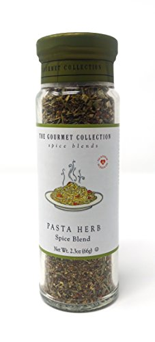 The Gourmet Collection Spice Blend Pasta Herb 2.3oz (Pasta Seasoning)