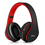 Bluetooth Headphones Wireless,MKay Over Ear Headset V5.0 with...