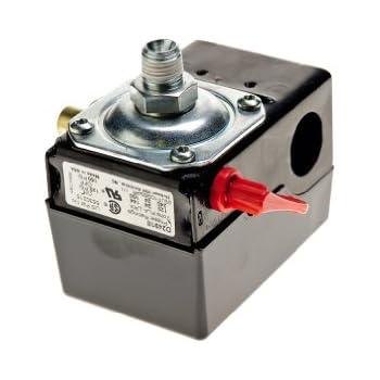 DeVilbiss Z-D24918 Air Compressor Switch - Air Compressor