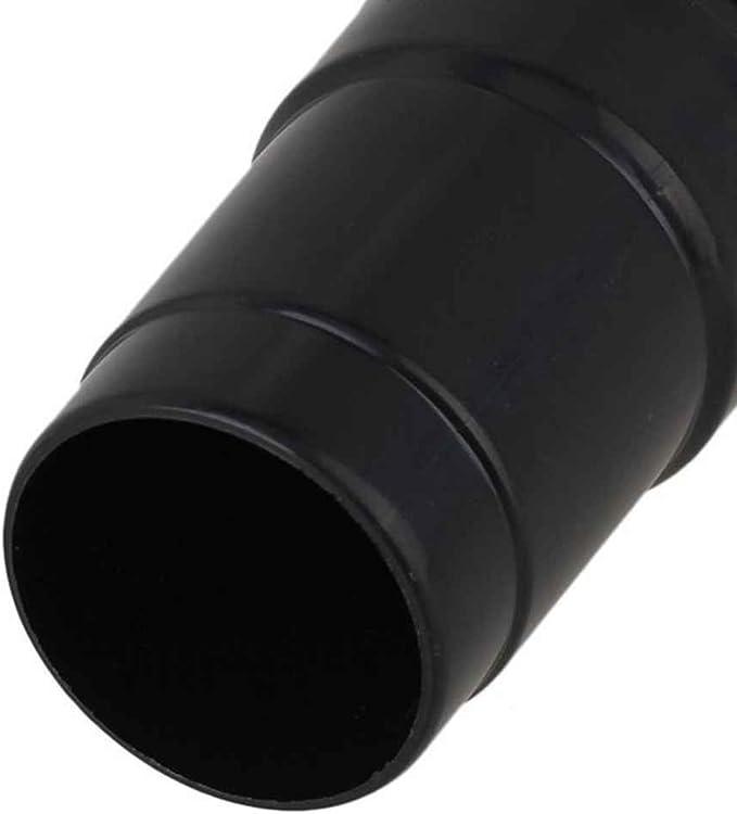 Republe Vacuum Nero Plastica 31-34mm tubo flessibile delladattatore del convertitore di fissaggio per Aspiratori Aspirapolvere