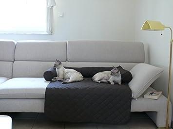 LEOS Funda de sofá, cama para perros, sofá, manta para perros, tamaños: S-XL