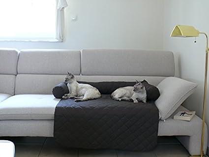 Leos - Copridivano per animali domestici, letto per cane, misure: S–XL Juelle