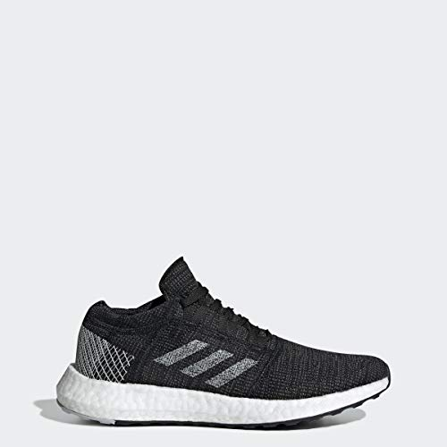 adidas Women's Pureboost Go, Black Grey, 6.5 M US