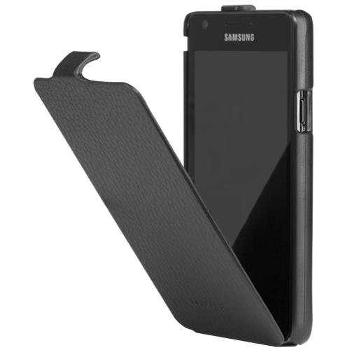 ETUISMI9100 Original Samsung i9100 Galaxy S 2 Flip Case - Black