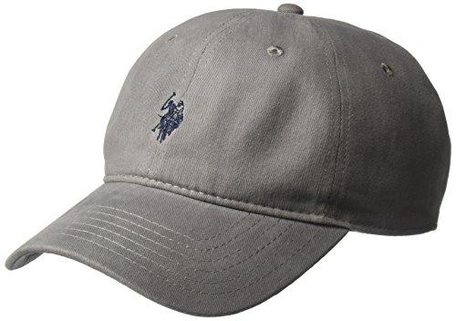 be2e5d42a72 U.S. Polo Assn. Men s Washed Twill Baseball Cap