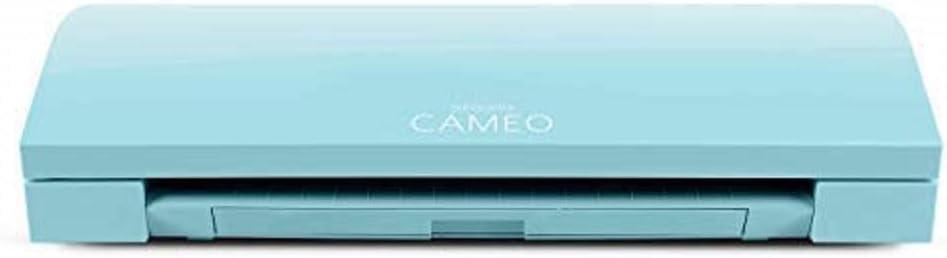 Silhouette Cameo 3 Herramienta de Corte electrónica Glitter Azul Claro: Amazon.es: Electrónica