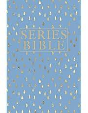 Author Series Bible Workbook: Light Blue Color