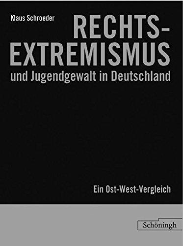 Rechtsextremismus und Jugendgewalt in Deutschland: Ein Ost-West-Vergleich