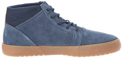 Donna Lacoste Ampthill Chukka 417 1 Sneaker Blu Scuro