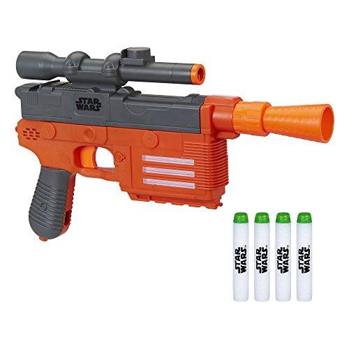 Expert choice for han solo gun replica
