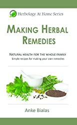 Making Herbal Remedies (Herbology At Home Book 1) (English Edition)