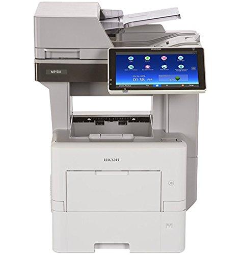 Ricoh 407809 MP 501SPF Mono Laser MFP