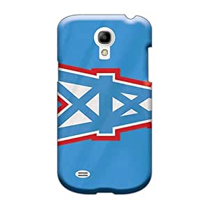 Scratch Resistant Cell-phone Hard Covers For Samsung Galaxy S4 Mini With Customized HD Houston Texans Skin RichardBingley