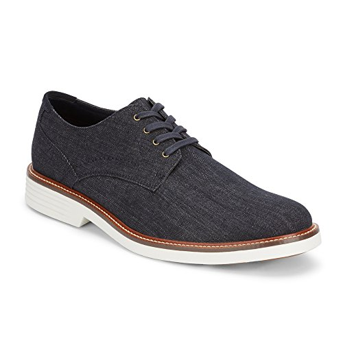 Dockers Heren Parkway 360 Donkerblauw Denim