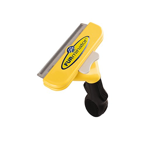 FURminator Deshedding Tool for Dogs, Large, Long Hair