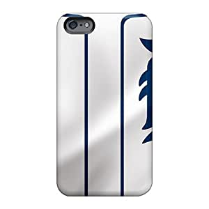 JamieBratt Apple Iphone 6 Plus Shock Absorption Hard Cell-phone Case Allow Personal Design High Resolution Detroit Tigers Series [mkW21508fUdp]