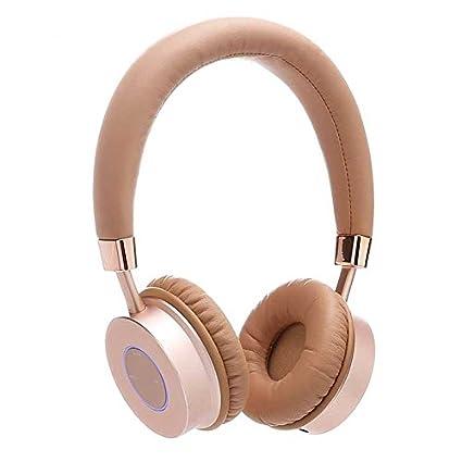 Contixo KB-200 Audifonos Premium para niños con Controles De Límite De Volumen (85dB