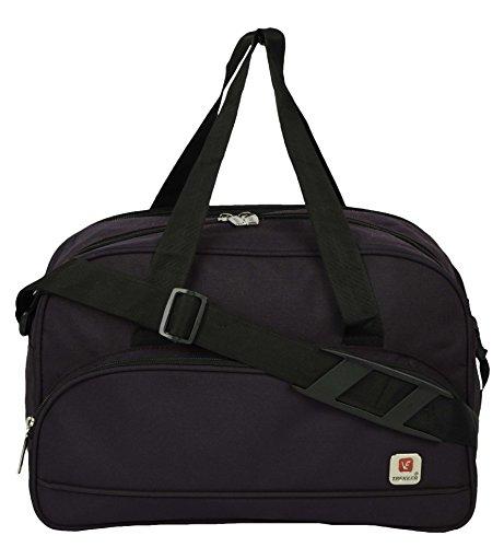 Duffel Trekker Polyester Matty 24 cms Purple Hardsided Travel Garment Bag