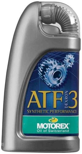 Motorex 109324 Synthetic ATF3 Dexron III - 1L.