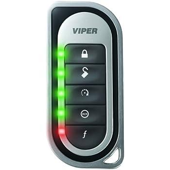 amazon com viper 7251v 2 way le responder remote car electronics rh amazon com Viper 5301 Wiring-Diagram Viper Car Alarm Systems