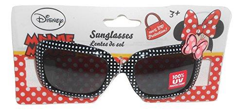 Disney Minnie Mouse Black & White Polka Dot Sunglasses Ages - Walmart Sunglasses Baby