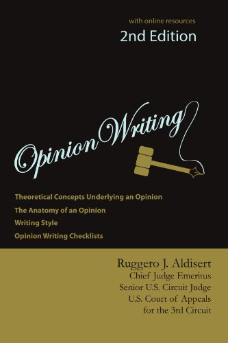 Opinion Writing 2Nd Edition by Brand: AuthorHouse