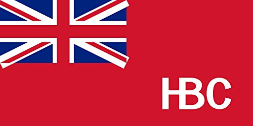 Dictionary Hudson (DIPLOMAT-FLAGS Hudsons Bay Company Flag | landscape flag | 0.06m² | 0.65sqft | 17x34cm | 7x14inch for Car Flag Poles)