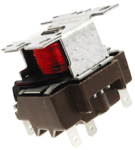 Honeywell R8222B1067 SPDT Switching Relay