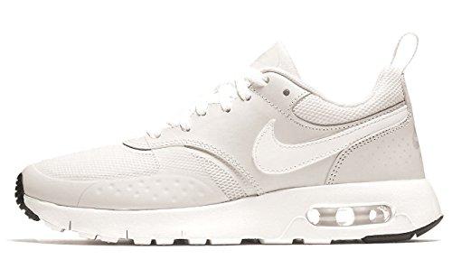 Nike Air Max Vision GS, Sneakers Basses Mixte Enfant, Light Bone/White-Black Multicolore (Light Bone/White-bla 007)