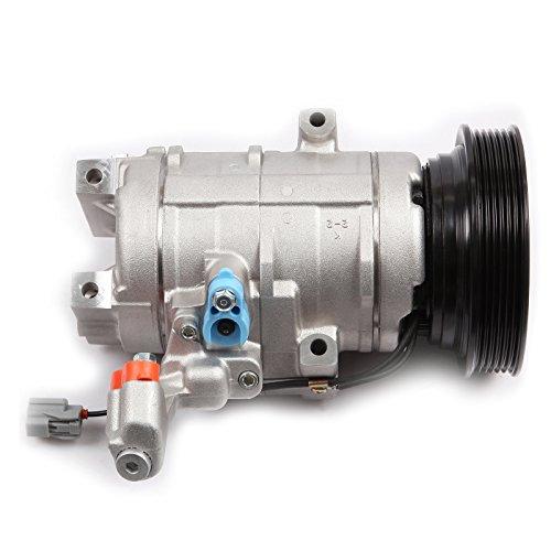 ECCPPCompatible fit for New A/C Compressor and Clutch CO 29000C(38810P8FA01)fits 1999-2004 Honda Odyssey Acura MD Honda Pilossey Pilot MDX 3.5L Compressors
