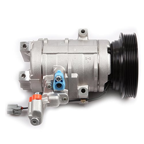 ECCPPCompatible fit for New A/C Compressor and Clutch CO 29000C(38810P8FA01)fits 1999-2004 Honda Odyssey Acura MD Honda Pilossey Pilot MDX 3.5L Compressors